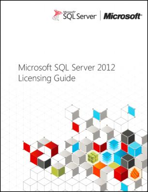 SQL 2012 guide