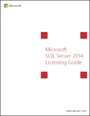 SQL 2014 guide